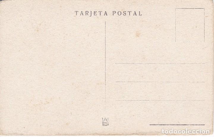 Postales: POSTAL DE EL CAUDILLO POR JALON ANGEL (FRANCISCO FRANCO) - Foto 2 - 104082679