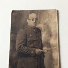 Postales: GENERAL MOSCARDO POR JALON ANGEL ARTE - BILBAO. Lote 109082356