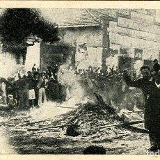 Postales: GUERRA CIVIL. LA REVOLUCION DEL FRENTE POPULAR EN ESPAÑA. (MARZO 1936) SAQUEO DE UNA CASA....... Lote 115130939