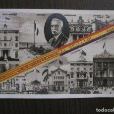 Postales: PROCLAMACIO REPUBLICA - LES SENYERES AL SEU LLOC - 14 ABRIL 1931- POSTAL ANTIGUA -VER FOTOS-(52.396). Lote 116604759