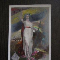 Postcards - PROCLAMACION REPUBLICA - 14 ABRIL 1931- POSTAL ANTIGUA -VER FOTOS-(52.397) - 116604819