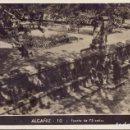 Postales: POSTAL ALCAÑIZ(TERUEL) 145 BRIGADA MIXTA AGOSTO 1937 GUERRA CIVIL. Lote 117302287