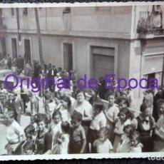 Postales: (JX-180501)POSTAL FOTOGRÁFICA DEL ENTIERRO DE FELIP CORTIELLA,POETA,DRAMATURGO,ANARQUISTA.GUERRA CIV. Lote 119870283