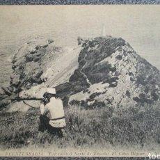 Postales: POSTAL N°154 FUENTERRABIA SOLDADO CABO HIGER PAIS VASCO. Lote 121956908