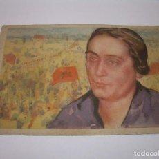 Postales: ANTIGUA POSTAL.DOLORES IBARRURI (PASIONARIA).. Lote 126155475