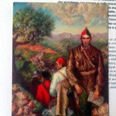 Postales: POSTAL ORIGINAL GUERRA CIVIL, BUENAVENTURA DURRUTI, EDITADA POR C.N.T. - F.A.I. ANARQUISTA. Lote 127851123