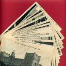 Postales: COLECCION FOTOS, OVIEDO CIUDAD MARTIR 1934, GUERRA CIVIL , 3ª III TERCERA SERIE, 13 FOTOS ORIGINALES. Lote 127940715