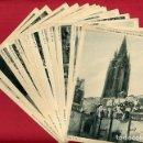 Postales: COLECCION FOTOS, OVIEDO CIUDAD MARTIR 1934, GUERRA CIVIL , 1ª I PRIMERA SERIE, 15 FOTOS ORIGINALES. Lote 127940939