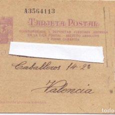 Postales: POSTAL CHECA REPUBLICANA SIM PALACIO MISIONES BARCELONA ABRIL 1938 GUERRA CIVIL. Lote 128091735