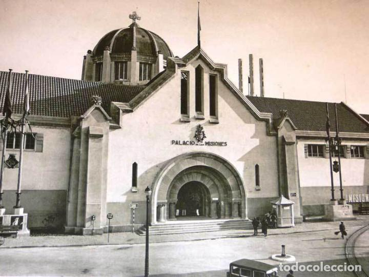 Postales: POSTAL CHECA REPUBLICANA SIM PALACIO MISIONES BARCELONA ABRIL 1938 GUERRA CIVIL - Foto 3 - 128091735