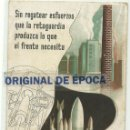 Postales: (XJ-180756)TARJETA POSTAL DE CAMPAÑA - COMISARIADO GENERAL DE GUERRA - GUERRA CIVIL. Lote 129253299