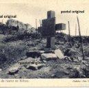 Postales: TUMBA SOLDADOS LEGION CONDOR MONTE BIZCARGUI (CINTURON BILBAO) FRENTE NORTE GUERRA CIVIL. Lote 132817542