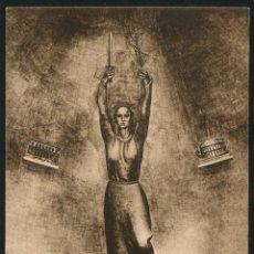 Postales: GUERRA CIVIL POST, TARJETA POSTAL, EJÉRCITO ITALIANO, LA VITTORIA, 1942. Lote 133617310