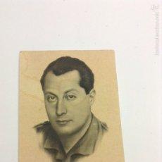 Postales: JOSÉ ANTONIO PRIMO DE RIVERA. VOTO MARÍN. SAN SEBASTIÁN. HUECOGRABADO ARTE. BILBAO. Lote 134129033