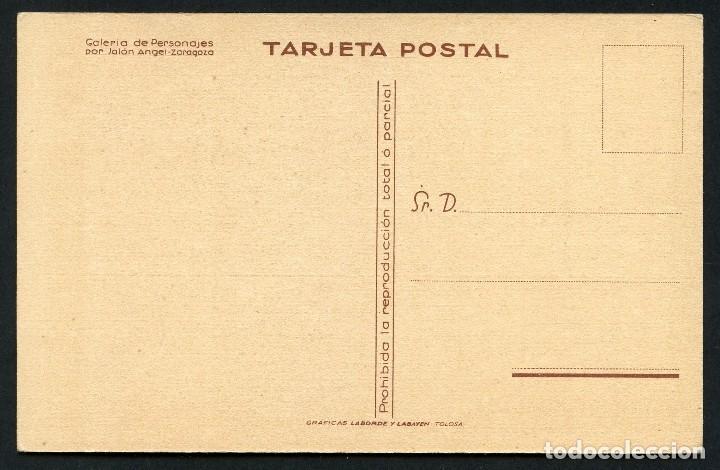 Postales: GUERRA CIVIL, TARJETA POSTAL, GENERAL DÁVILA, POR JÁLON ANGEL - Foto 2 - 134714202