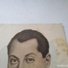 Postales: POSTAL A COLOR DE JOSÉ ANTONIO-S/F. FOTO MARÍN- SAN SEBASTIÁN- . Lote 136546454