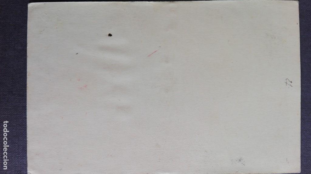 Postales: POSTAL GUERRA CIVIL BANDO NACIONAL FRANCO NAVIDAD 1938 TARJETA FELICITACION NAVIDAD PERFECTA CONSERV - Foto 2 - 137699942