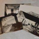 Postales: LOTE DE 4 ANTIGUAS POSTALES - MARBELLA, ESCUELA DE MANDOS MENORES SAN FRANCISCO, FALANGE - ENVÍO 24H. Lote 139349490