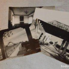 Postcards - LOTE DE 4 ANTIGUAS POSTALES - MARBELLA, ESCUELA DE MANDOS MENORES SAN FRANCISCO, FALANGE - ENVÍO 24H - 139349490