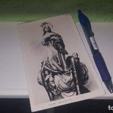 Postales: NTRA, SRA. DEL ALCAZAR, A LOS HEROICOS LEGIONARIOS DE LA 5 BANDERA DEL TERCIO, 1937, 14 X 9 CM.. Lote 140462650