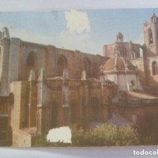 Postales: GUERRA CIVIL : POSTAL AÑO DE LA VICTORIA 1939 . CON SELLOS DE FRANCO Y EL CID.. Lote 142685786