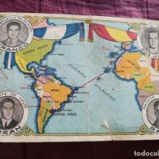 Postcards - Postal exclusiva y conmemorativa del TRIUNFO DEL PLUS ULTRA AÑO 1926.(ver descripcion) - 146491254