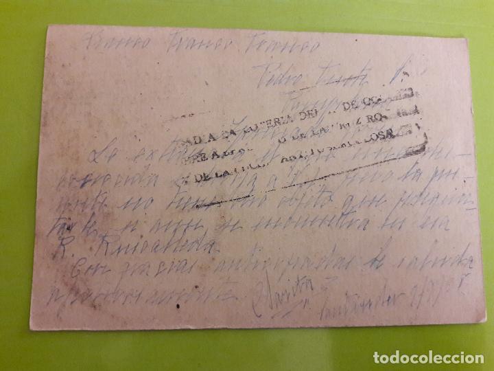 Postales: POSTAL GUERRA CIVIL FRANQUISTA CENSURA MILITAR SANTANDER - Foto 2 - 146948962