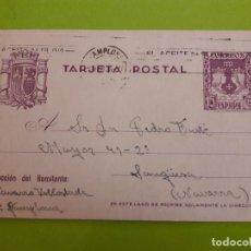 Postales: POSTAL GUERRA CIVIL FRANQUISTA. Lote 146954166