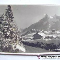 Postales: GUERRA CIVIL: CARTA CIRCULADA DESDE FRIBOURG A BILBAO, 27 XII 1937 . CENSURA MILITAR DE IRUN. Lote 147225534