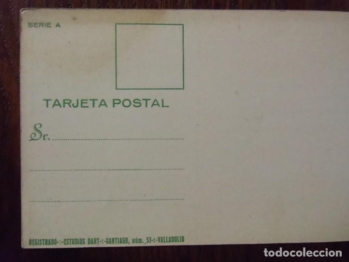 Postkarten: GUERRA CIVIL.TARJETA POSTAL SIN CIRCULAR/TOLEDO-ALCAZAR 1936/ ED.VALLADOLID. - Foto 2 - 147501962