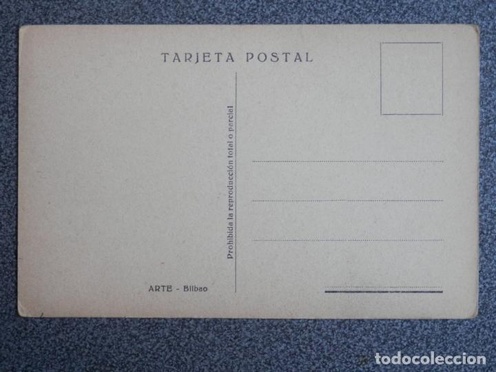 Postales: GUERRA CIVIL YAGÚE POR JALÓN ANGEL POSTAL ANTIGUA - Foto 2 - 148392776
