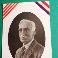 Postales: POSTAL FRANCESC MACIA 1932. Lote 148563662