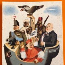 Postcards - TARJETA POSTAL-GUERRA CIVIL- LOS NACIONALES- MINISTERIO DE PROPAGANDA- ORIGINAL DE EPOCA - 149589958