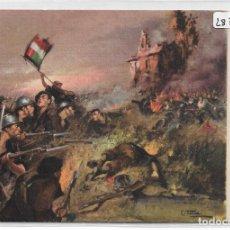 Postales: ITALIA FASCISTA - INTERVENCIÓN EN ESPAÑA - P28349. Lote 152841514