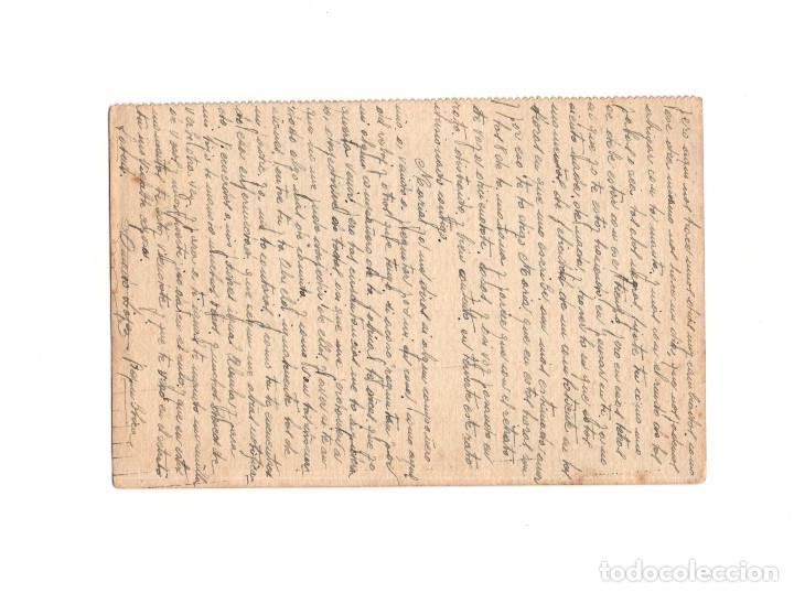 Postales: GUERRA CIVIL – TARGETA POSTAL SERVEI NACIONAL MILICIES ANTIFEIXISTES DE CATALUNYA - Foto 2 - 154376622