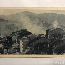 Postkarten - GUERRA CIVIL. OVIEDO, Postal Oviedo sufre los efectos del Bombardeo. Edita: Delegación de Asturias.. - 155038652