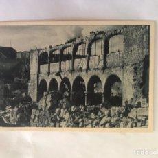 Postkarten - OVIEDO. Postal. Posición de Santo Domingo. Guerra Civil. Edita: Delegación de Asturias en Guipúzcoa - 155545458