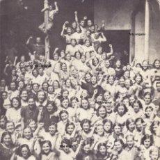 Postales: FOTO OBRERAS FABRICA MUNICIONES MADRID MILICIAS SEPTIEMBRE 1936 GUERRA CIVIL. Lote 155755174