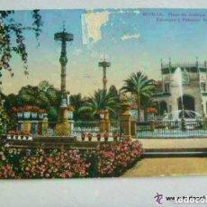 Postales: GUERRA CIVIL: POSTAL ITALIANO DEL CTV ENVIADA CAMUFLADA DESDE SEVILLA ¨ VIA LISBOA ¨ , 1936. VIÑETA.. Lote 157731618