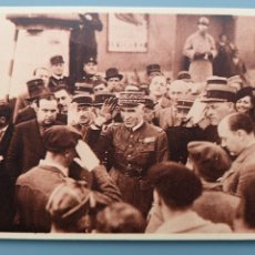 Postales: POSTAL GUERRA CIVIL Nº 16 LE PERTHUS GENERAL SANCHEZ EJERC NACIONAL FRANCO EDI CHAUVIN PERFECTO EST. Lote 162983994