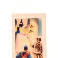 Postales: POSTAL GUERRA CIVIL. ASI LOS DESPIDEN.. Lote 164787242