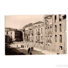 Postales: OVIEDO.- INVICTA E INVENCIBLE. JULIO 1936. OCTUBRE 1937. VISTA GENERAL CALLE ARZOBISPO GUISASOLA. Lote 164891958