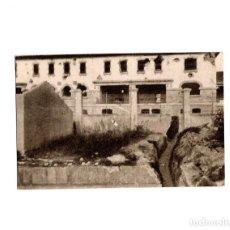 Postales: OVIEDO.- INVICTA E INVENCIBLE. JULIO 1936. OCTUBRE 1937. LA CADELLADA. PABELLÓN DE MUJERES.. Lote 164892142