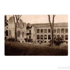 Postales: OVIEDO.- INVICTA E INVENCIBLE. JULIO 1936. OCTUBRE 1937. HOSPITAL PROVINCIAL. UN PABELLÓN.. Lote 164892986