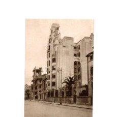 Postales: OVIEDO.- INVICTA E INVENCIBLE. JULIO 1936. OCTUBRE 1937. CALLE DE URÍA. LA CASA BLANCA.. Lote 164893106