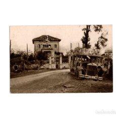 Postales: OVIEDO.- INVICTA E INVENCIBLE. JULIO 1936. OCTUBRE 1937. LA ARGAÑO.VISTA PARCIAL DE LA SILLA DEL REY. Lote 164897042