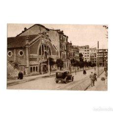 Postales: OVIEDO.- INVICTA E INVENCIBLE. JULIO 1936. OCTUBRE 1937. CALLE DE TORETO Y CINE.. Lote 164897174