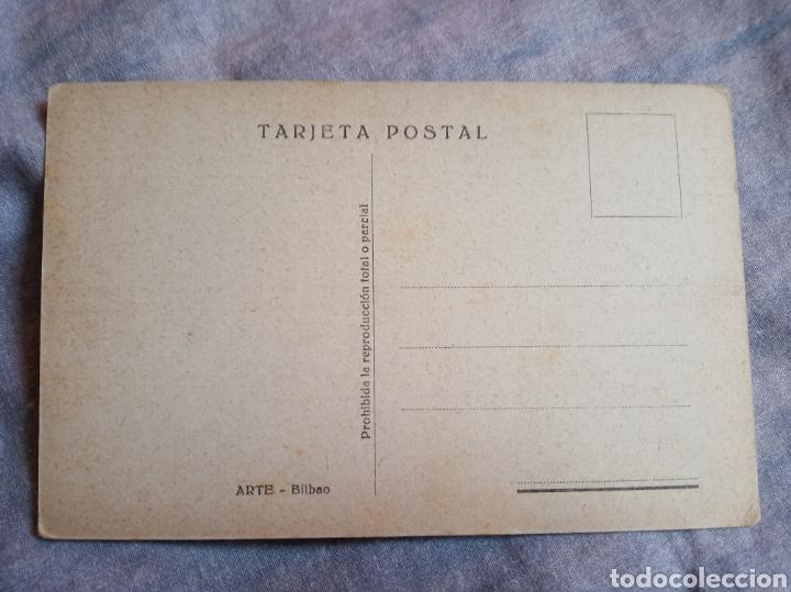 Postales: Postal guerra civil militar. Davila. Falange.ejercito.bando nacional.franco.requete.forjadores.imper - Foto 2 - 167668560