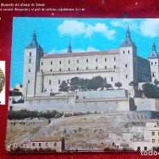 Postales: LIBRO - POSTALES TEMATICA GUERRA CIVIL,MONUMENTOS... *ALCAZAR DE TOLEDO* ... 12 POSTALES.. Lote 171279193