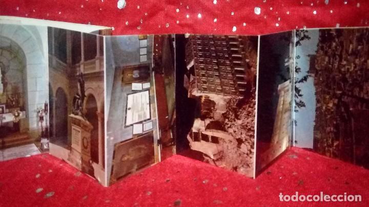 Postales: Libro - postales tematica Guerra civil,monumentos... *Alcazar de Toledo* ... 12 postales. - Foto 5 - 171279193